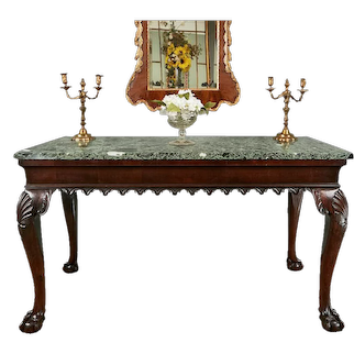 A Fine 19th Century Side Table