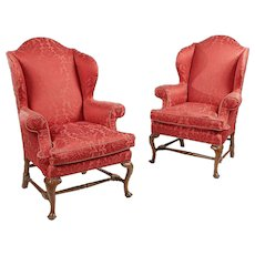 A Pair of 19th Century Armchairs