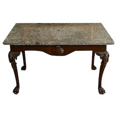 An Early 18th Century Side Table