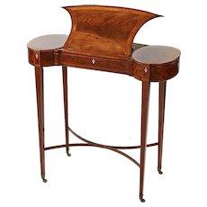 A Regency Dressing Table