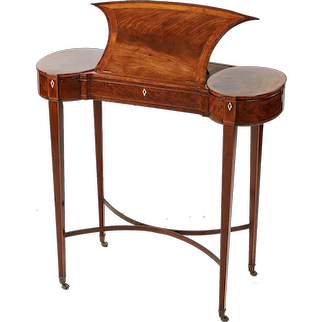 A Regency Dressing Table
