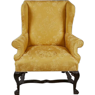 A Georgian Wingchair