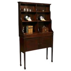 A Chippendale Cabinet