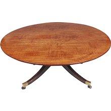 A Regency Dining Table