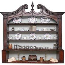 Irish 18th Century Hanging Shelves