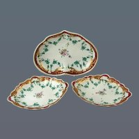 Chelsea-Derby Part Service, Comprising of Thirteen Pieces (c. 1775 England)