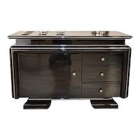 Sideboard with Whiskey Bartop