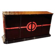 Art Deco Sideboard / NEW YORKER Chromliner