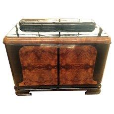 Art Deco Luxurious Furnier Commode