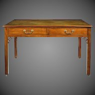 George III writing table