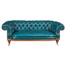 Chesterfield sofa antique