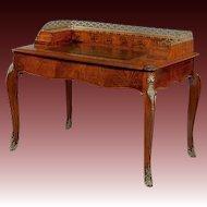 Hardwood Carlton House desk
