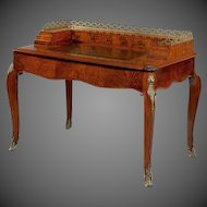 Hardwood Carlton House desk