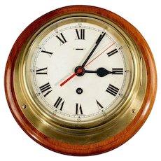 "7 3/4 ""dial Smith's Astral ship's bulkhead clock"