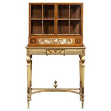 A drawing room cabinet by Collinson and Lock