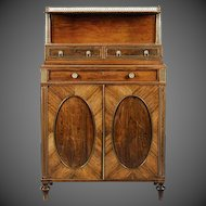 Regency side cabinet attributed to John Mclean