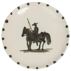 Pablo Picasso Limited Edition Picador Plate 1952