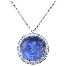 "Reversible ""Shambhala"" pendant"