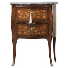 19th Century Antique French Commode Napoléon III period.