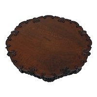 Antique Lazy Susan