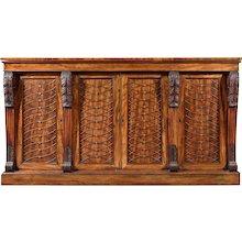 George IV Royal Side Cabinet