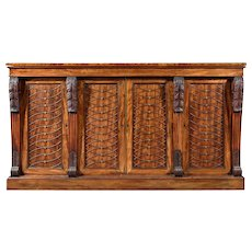 George IV Royal Side Cabinet