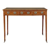 18th Century satinwood desk