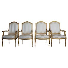 19th Century Set Of French Armchairs