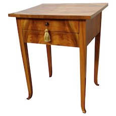 Biedermeier Side Table