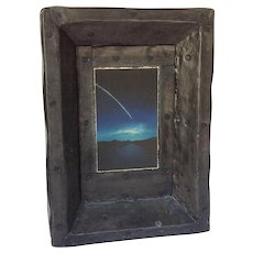 Painting Jet Trail by Adam Straus 1989