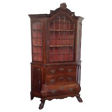 Petite Dutch Cabinet, 18th Century