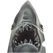 Alice Larkins Shark Bite Table 1989