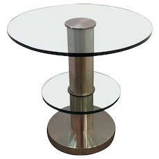 Tavolino Table Designed by Gio Ponti for Fontana Arte