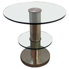 Tavolino Table Designed by Gio Ponti for Fontana Arte