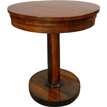 English Rosewood Table