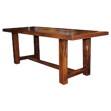 French Monastery Table