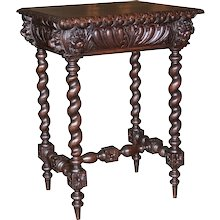 Louis XIII Occasional Table