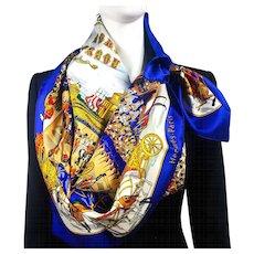 Hermes Silk Scarf Grand Cortege a Moscou RARE UNWORN