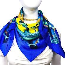 Hermes Silk Scarf Grand Manege NIB