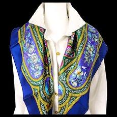Hermes Silk Scarf Qalamdan UNWORN