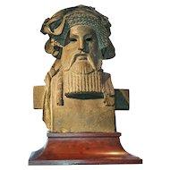 Head of an Etruscan