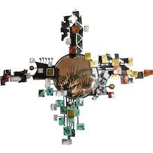 Mirror Object by Michel Gibauld