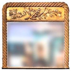 Rare Regency Mirror