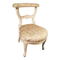 Small salon chair - Voyelle