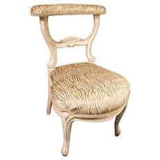 Small salon chair - Voyelle