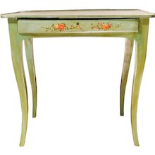 Small Salon table with Chinoiserie