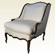 Large Winged Bergere