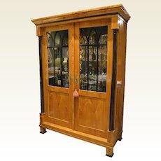 Swedish Beidermeier Cabinet