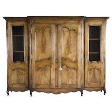 Custom Louis XV Style Cabinet