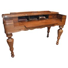 Square Grand Piano Writing Desk/Console